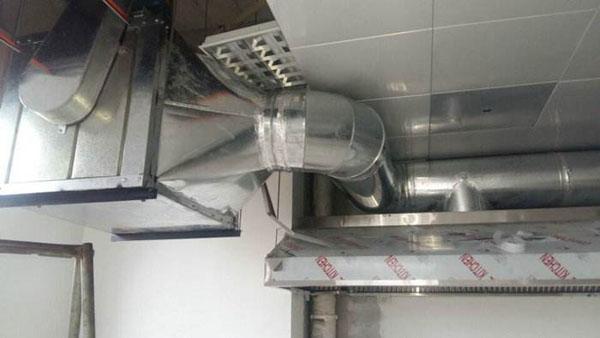 石家庄厨房排烟系统